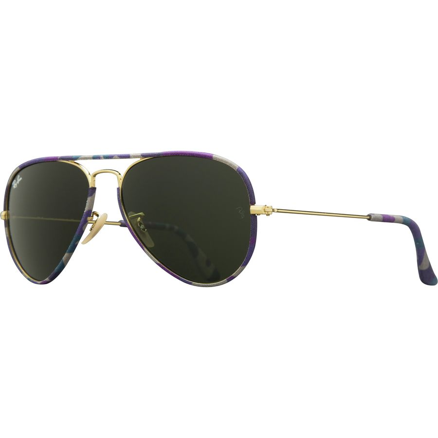 Ray-Ban Aviator Camouflage Sunglasses