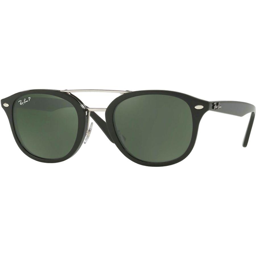 54e0c72dba Ray-Ban - RB2183 Polarized Sunglasses - Black Green Classic Polar
