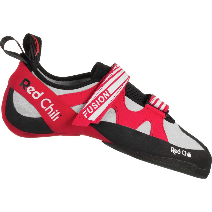 9eac631a2a307f Red Chili - Fusion VCR Climbing Shoe - Anthracite Red
