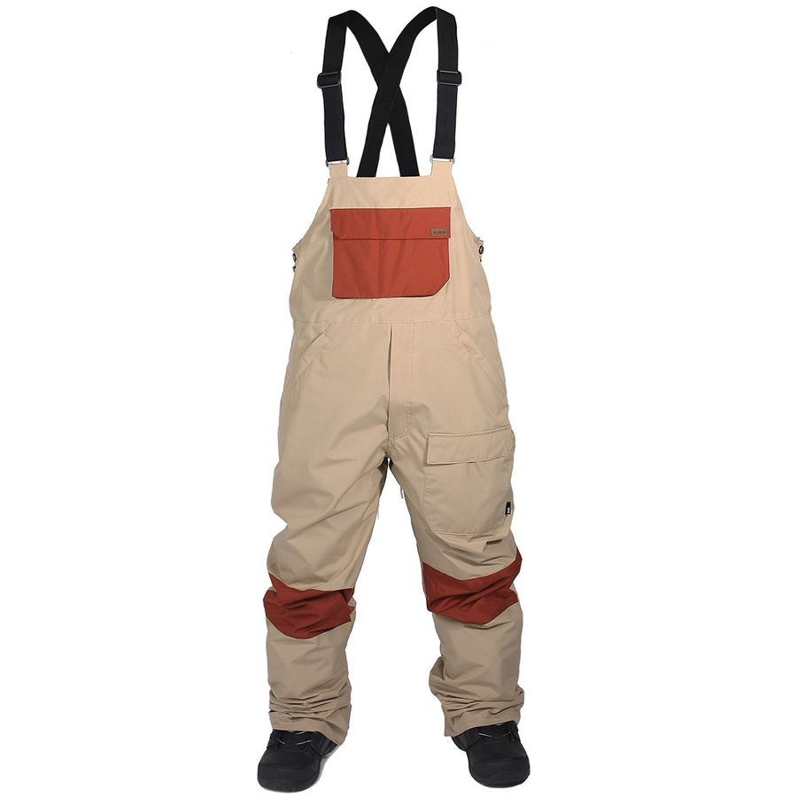 Ride Central Bib Pant - Menu0026#39;s | Backcountry.com