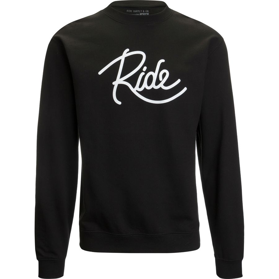 Ride Chain Crew Sweatshirt - Mens