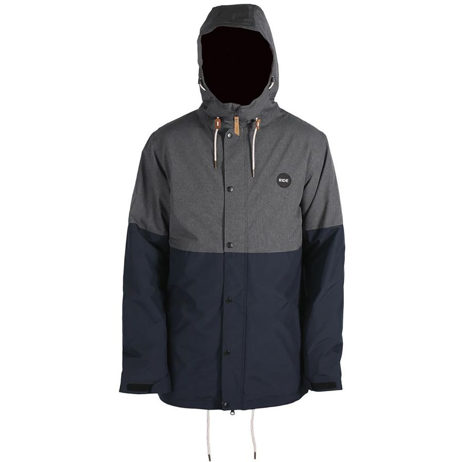 Ride Hawthorne Hooded Insulated Jacket - Mens