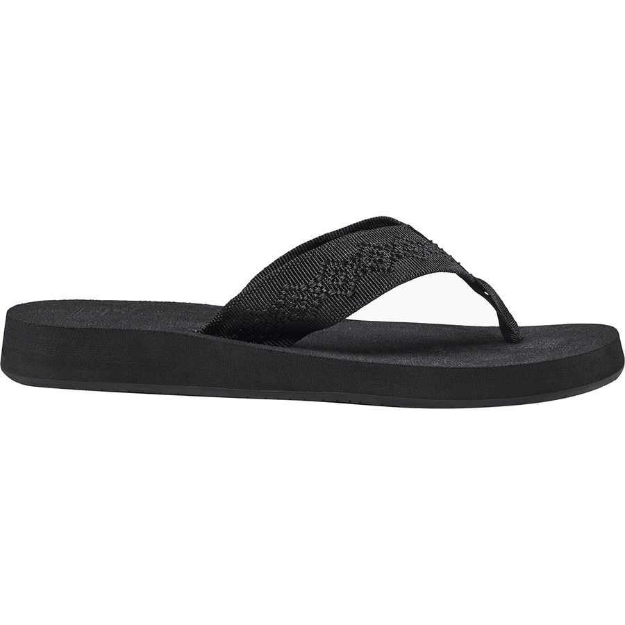 1bb301d3c363 Reef - Sandy Flip Flop - Women s - Black Black