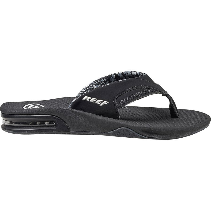3a879d8d4 Reef - Fanning Sandal - Women s - Black