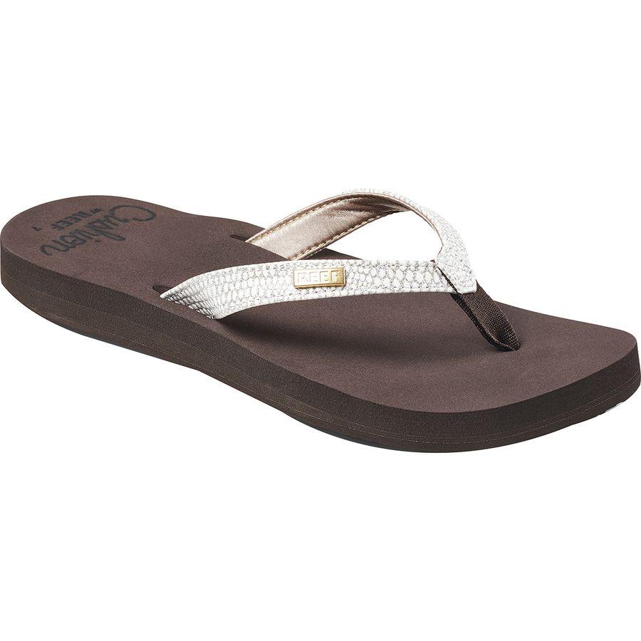 715f18a07dcc Reef Star Cushion Sassy Flip Flop - Women s