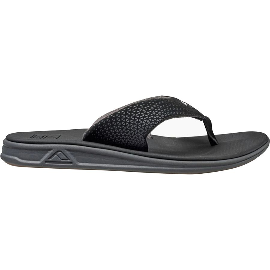 6097483c383f Reef - Rover Flip Flop - Men s - Black