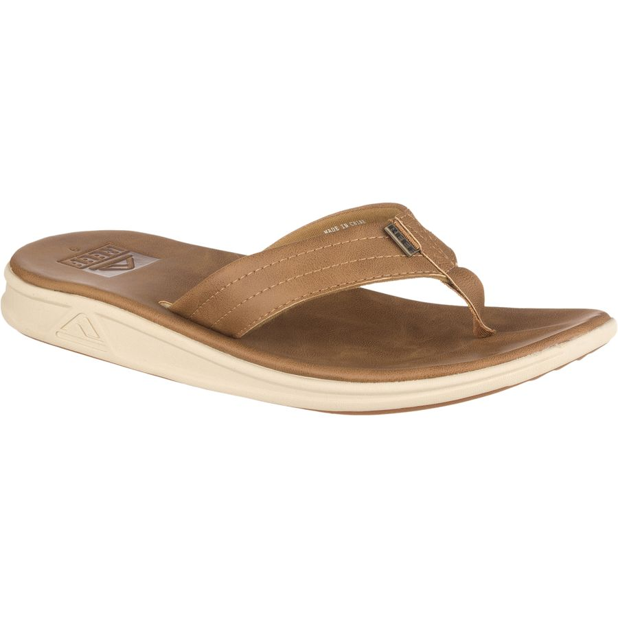 Reef - Rover SL Flip Flop - Men's - Bronze Brown