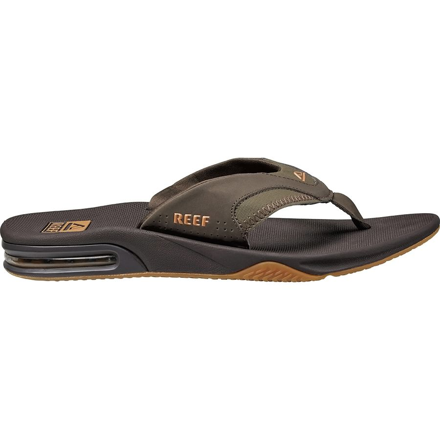exclusive shoes skilful manufacture choose official Reef Fanning Flip Flop - Men's