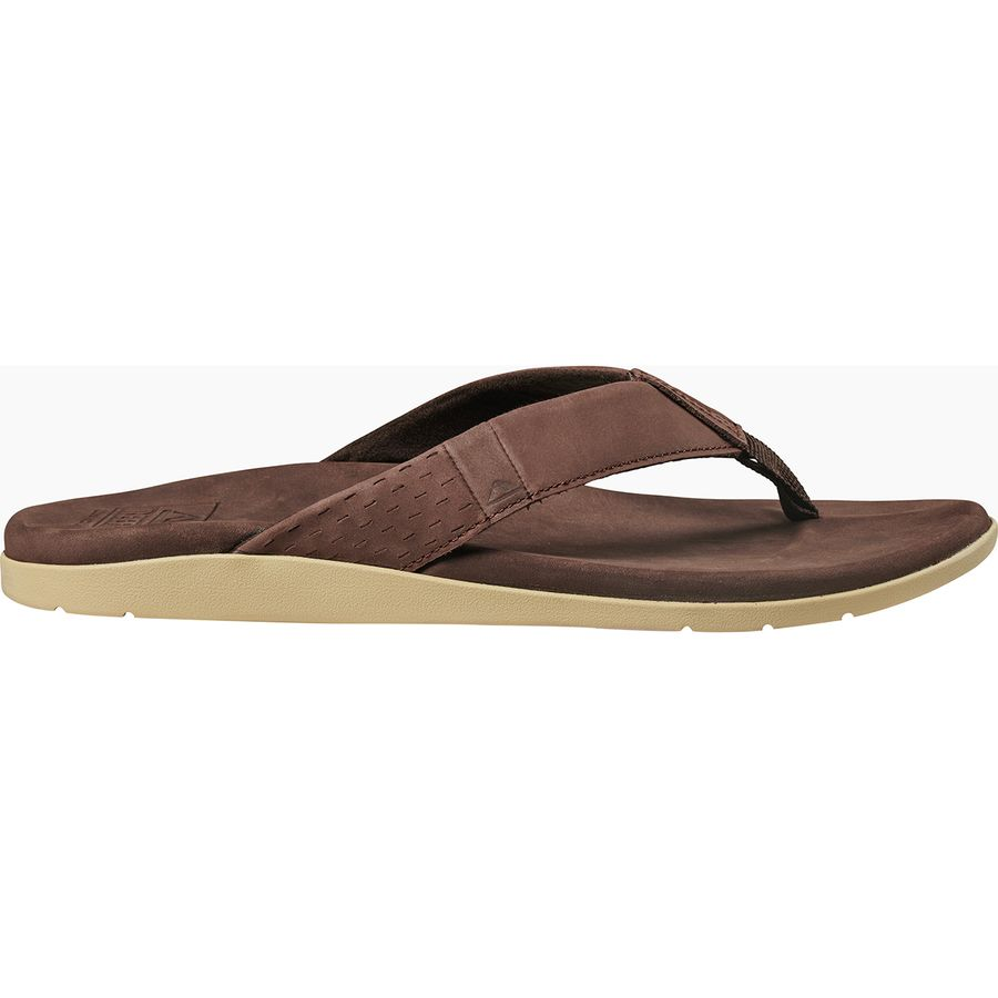 96e2e3dc0de8 Reef - J-Bay III Flip Flop - Men s - Dark Brown