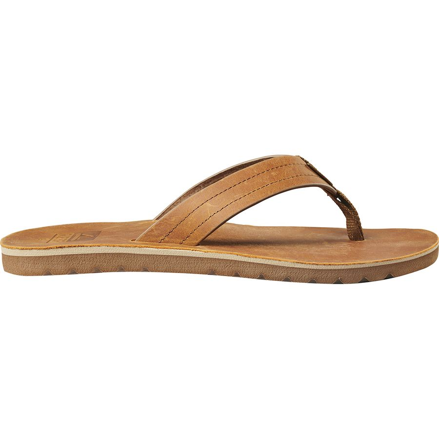 a51aa746c1ff9b Reef - Voyage LE Flip Flop - Men s - Brown Bronze