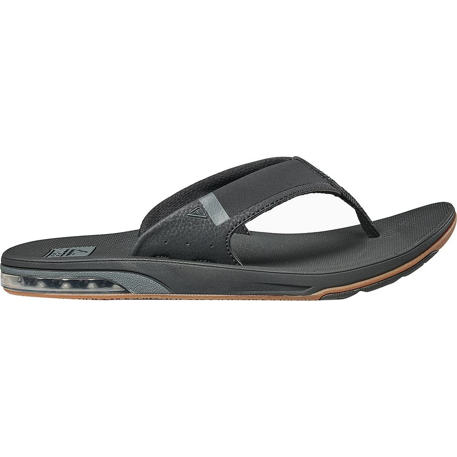 c46a7d23c26 Reef - Fanning Low Flip Flop - Men s - Black