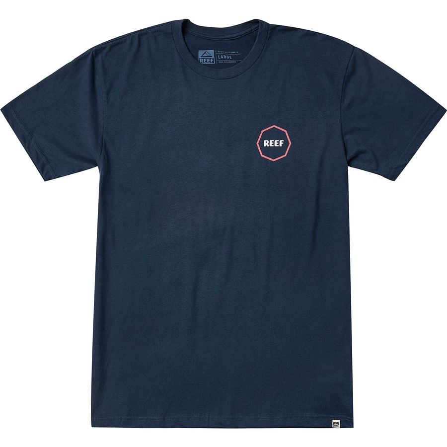 Reef Sunset T-Shirt - Mens