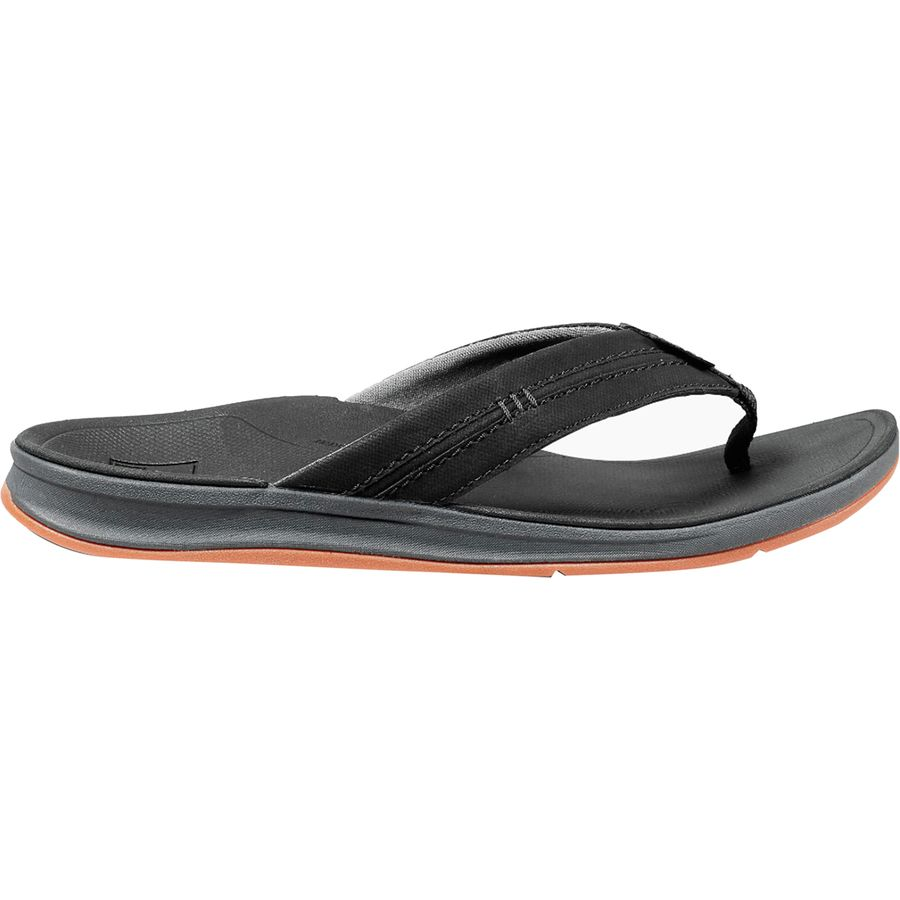 2921309e7fd5 Reef - Ortho-Bounce Coast Flip Flop - Men s - Black