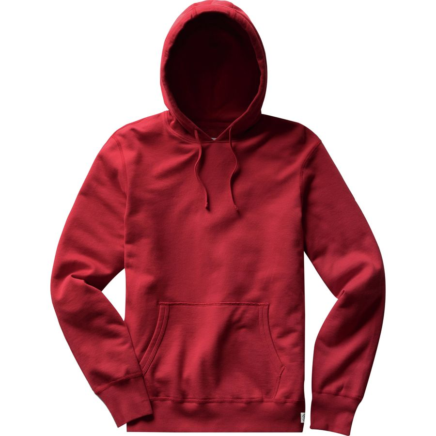 7d2c7eaedc31 Reigning Champ - Pullover Hoodie - Men s - Red