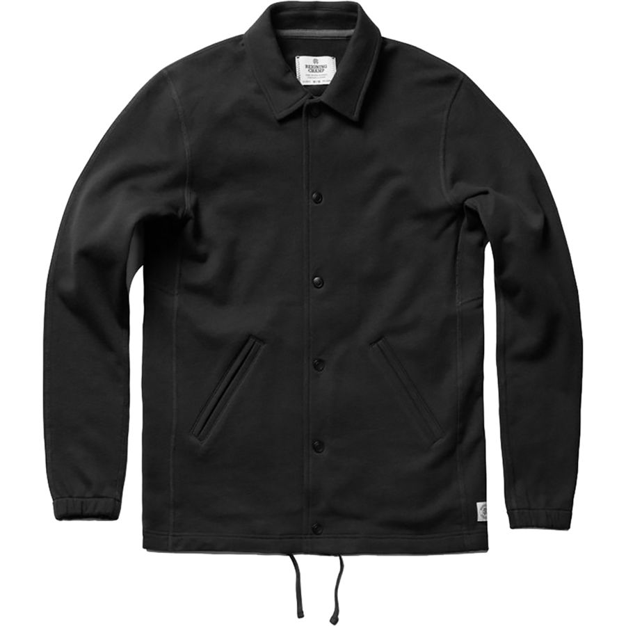Reigning Champ Coachs Jacket - Mens