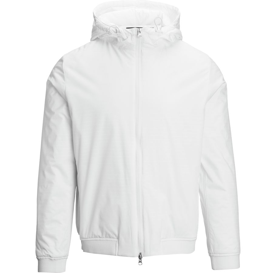 Reigning Champ Fleece Full-Zip Hoodie - Mens