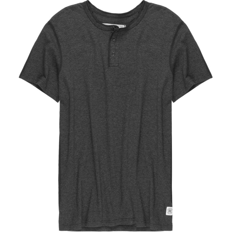 Reigning Champ Henley Shirt - Mens