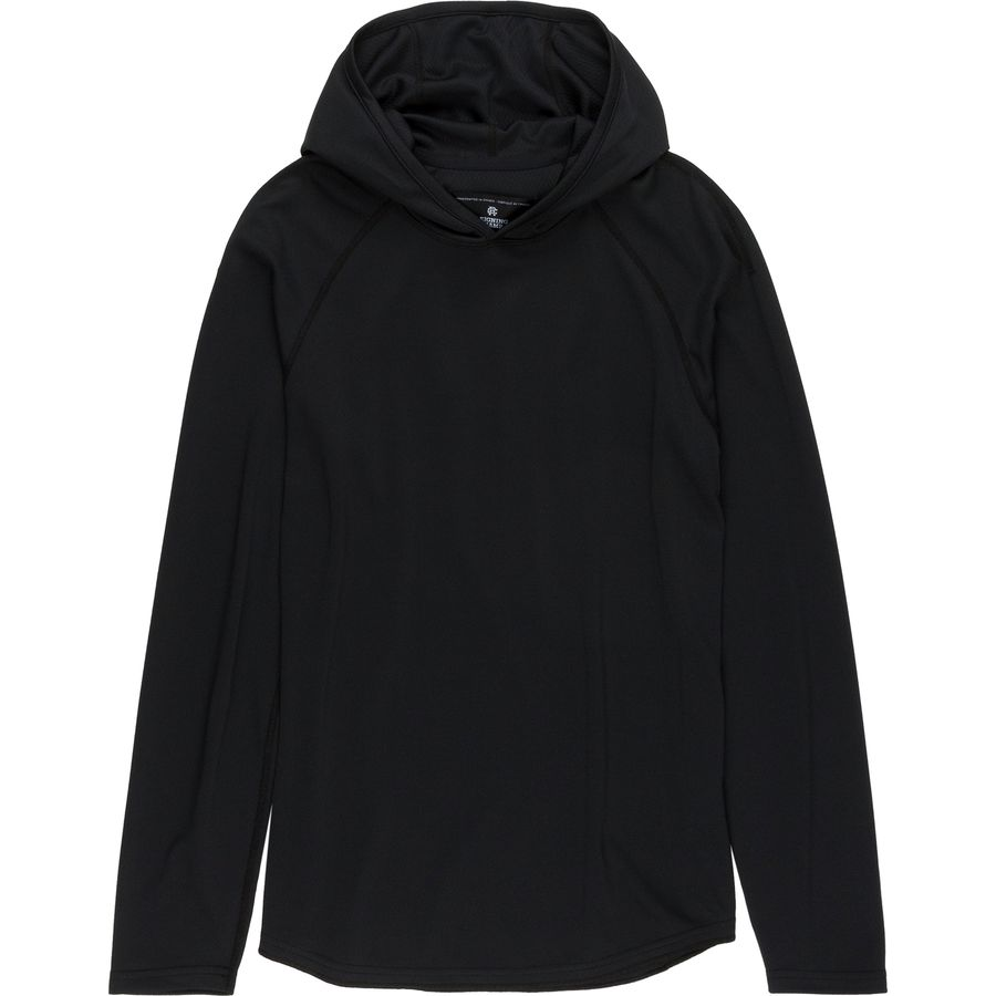Reigning Champ Honeycomb Mesh Pullover Hoodie - Mens