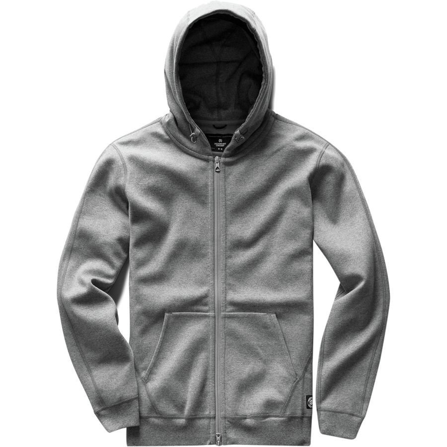 Reigning Champ Reigning Champ Full-Zip Hoodie - Mens