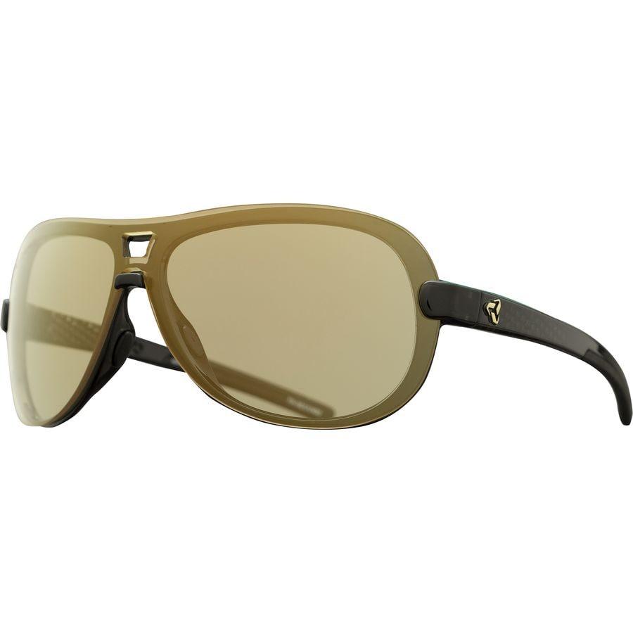 18ff40e5f1f Ryders Eyewear - Aero Photochromic Sunglasses - Women s - Frye  White-Gold Yellow-