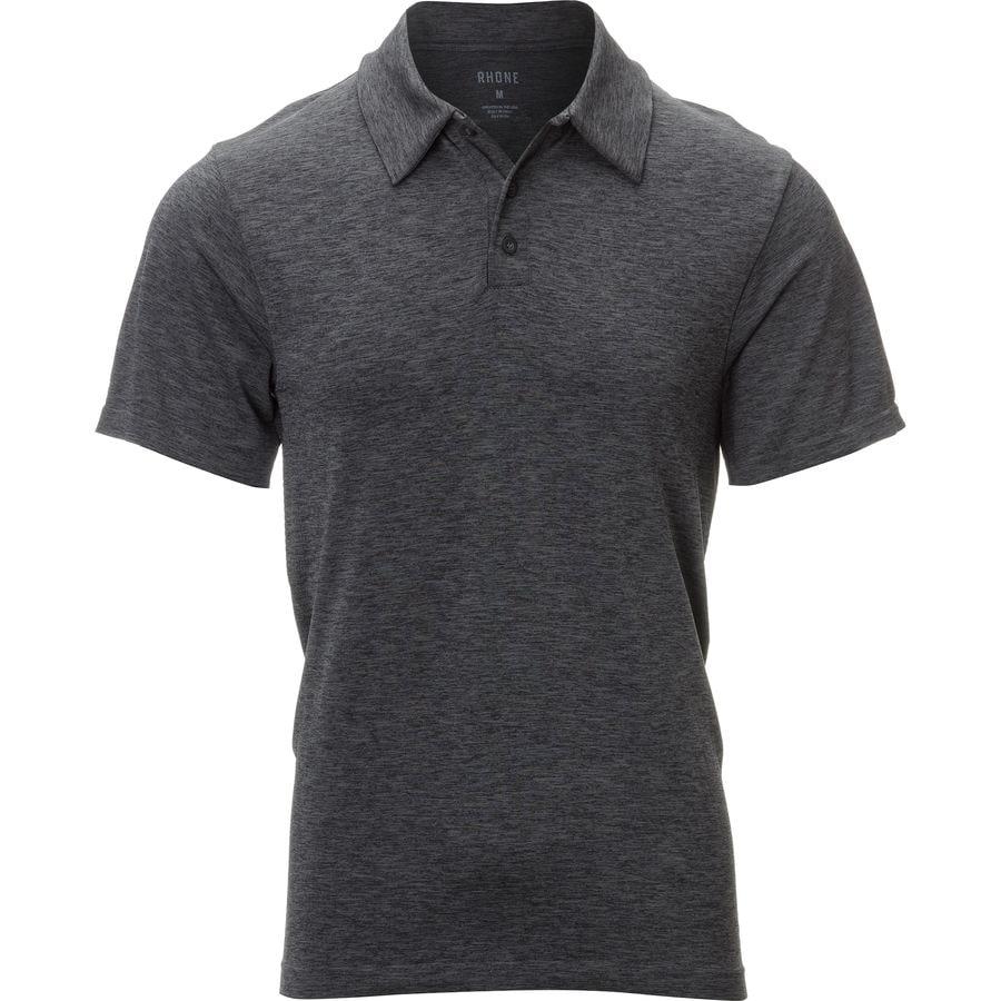 Rhone Fade Polo Shirt - Mens