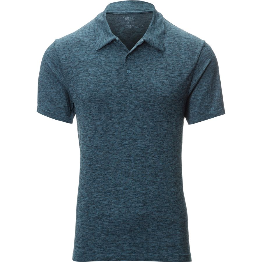 Rhone Fade Polo Shirt - Mens