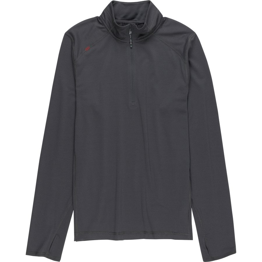 Rhone Sequoia Air Zip-Neck Pullover - Mens