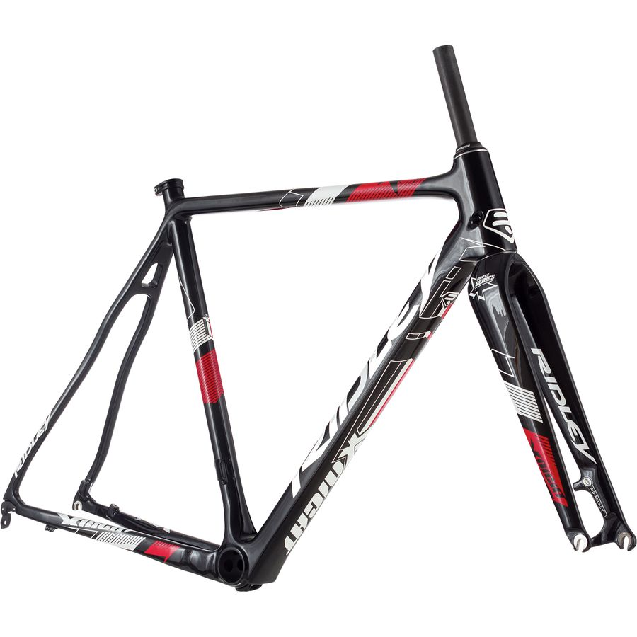 Ridley X-Night SL Disc Cyclocross Frameset - 2017 | Steep & Cheap