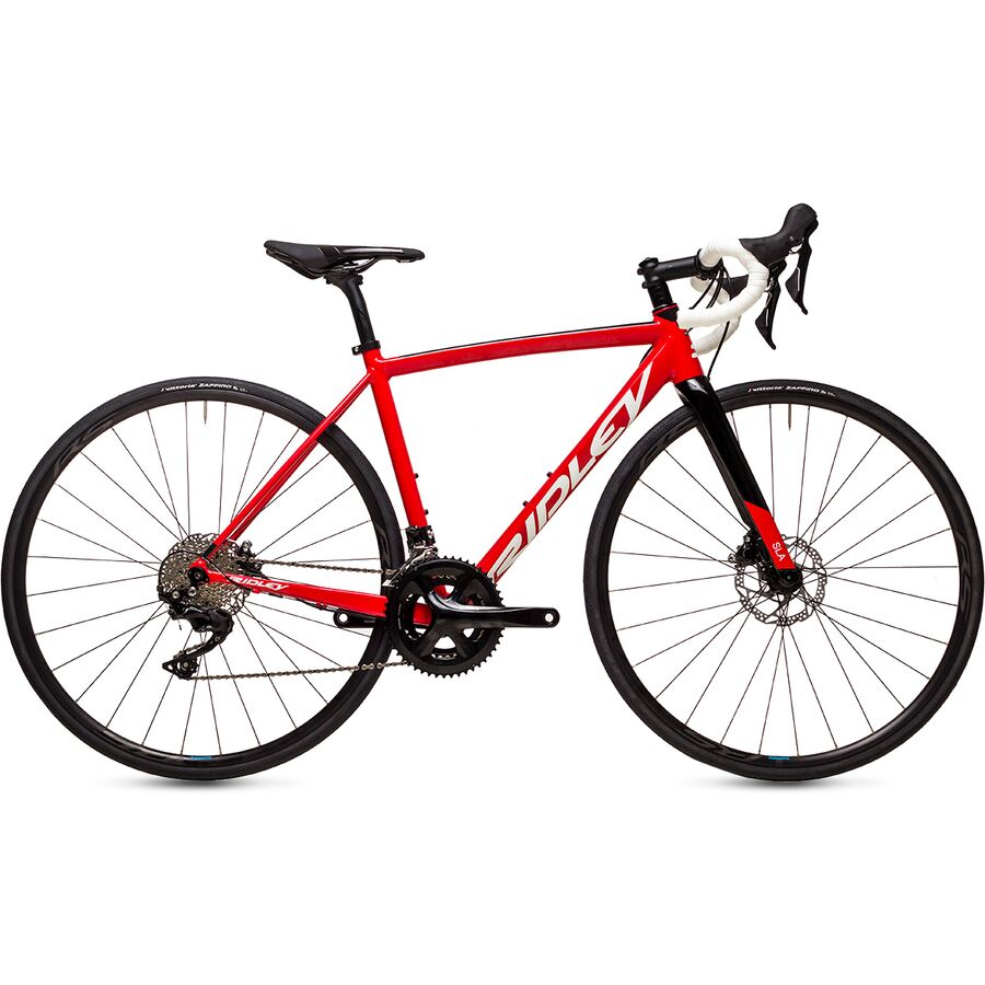 Red Ridley Fenix SLA Disc 105 Road Bicycle