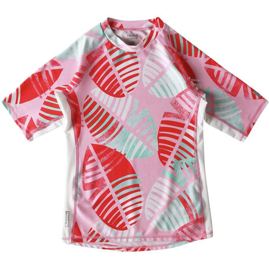 6ac42e7e8 Reima Fiji Swim Shirt - Girls' | Steep & Cheap