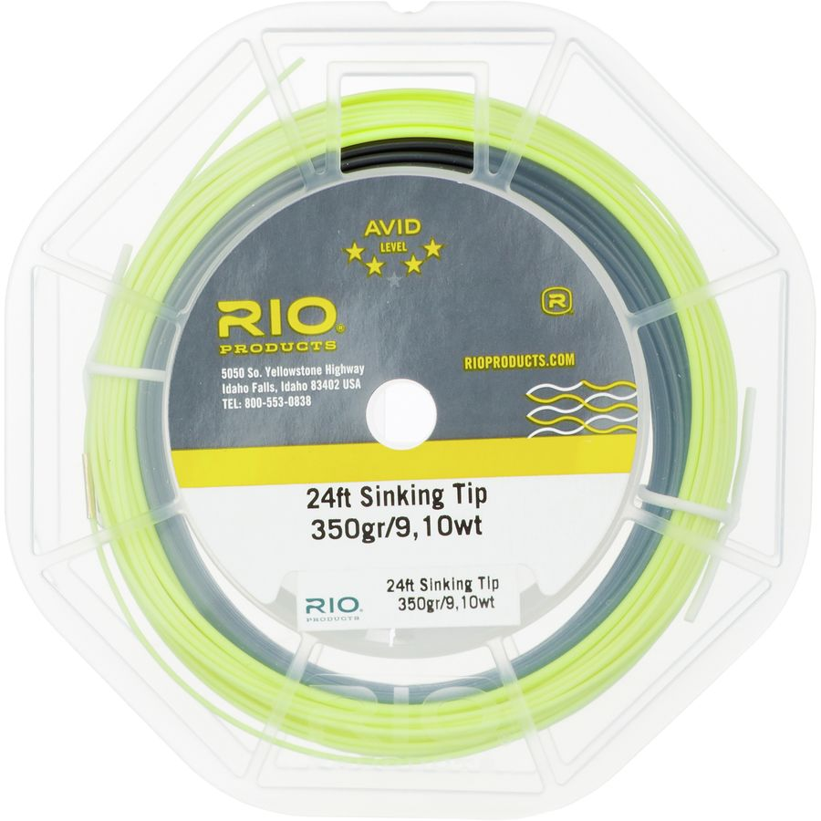 Rio Avid 24ft Sinking Tip Fly Line Steep Amp Cheap