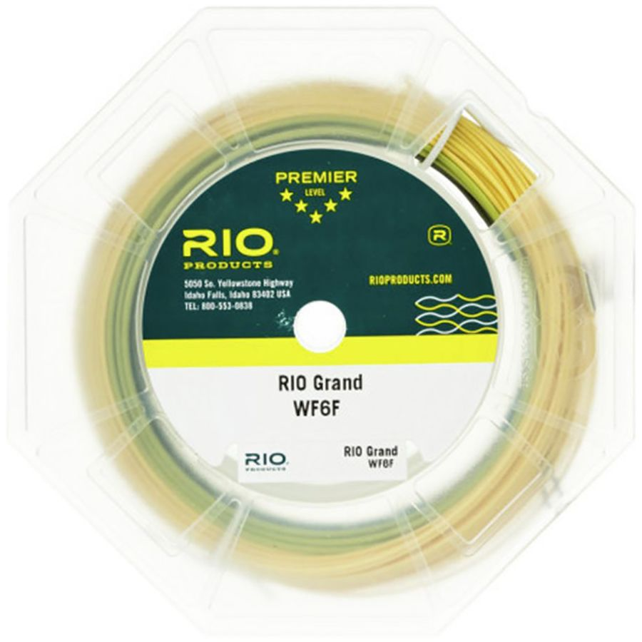 RIO Grand Maxcast Floating Line ALL SIZES