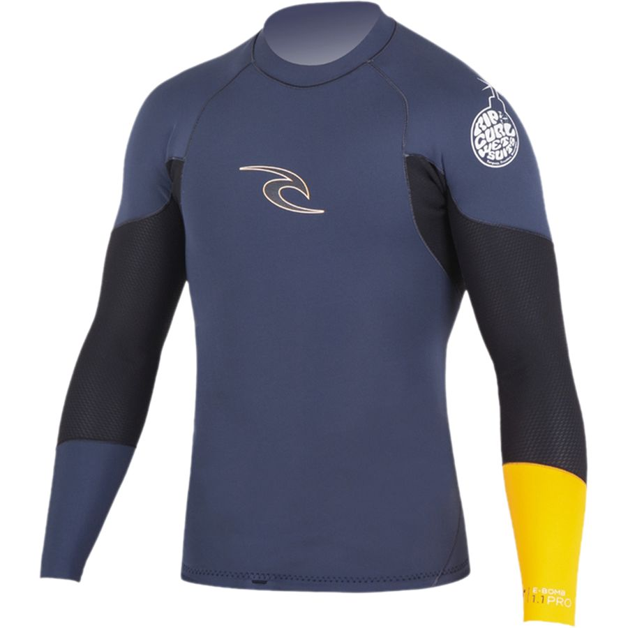 Rip Curl E-Bomb Pro 1mm Long-Sleeve Jacket - Mens