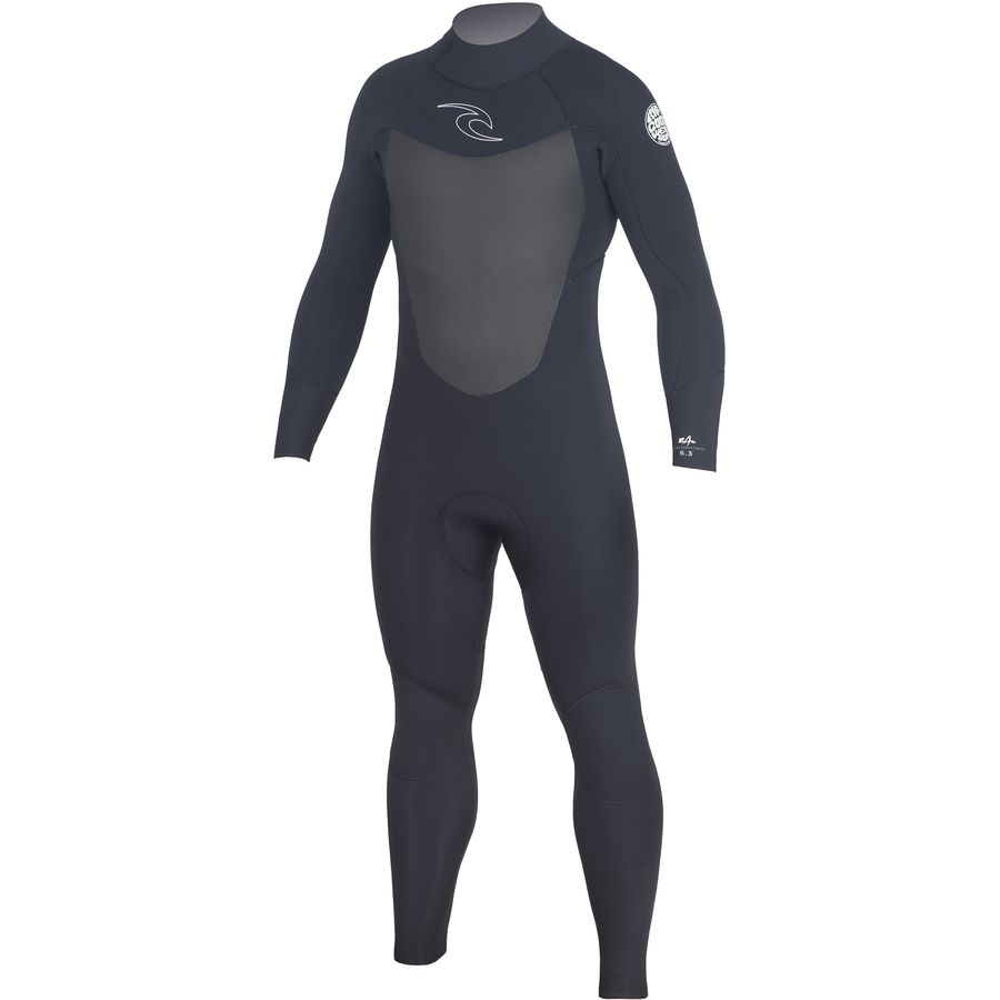 Rip Curl Dawn Patrol 3/2 Back-Zip Full Wetsuit - Mens