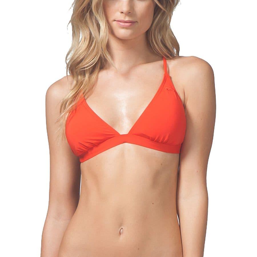 Rip Curl Classic Surf Cross Back Bikini Top - Womens