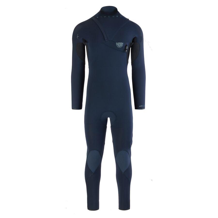 Rip Curl Flashbomb 4/3 Zip-Free Full Wetsuit - Mens