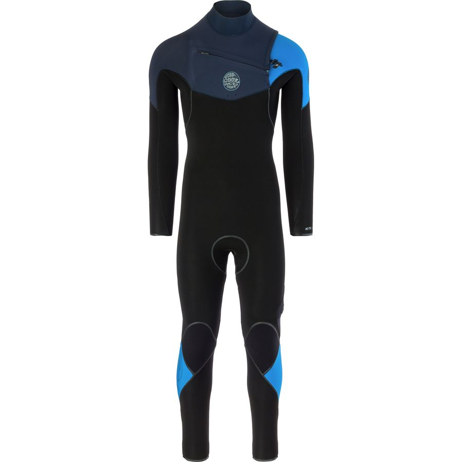 Rip Curl E-Bomb 4/3 Chest-Zip Wetsuit - Mens