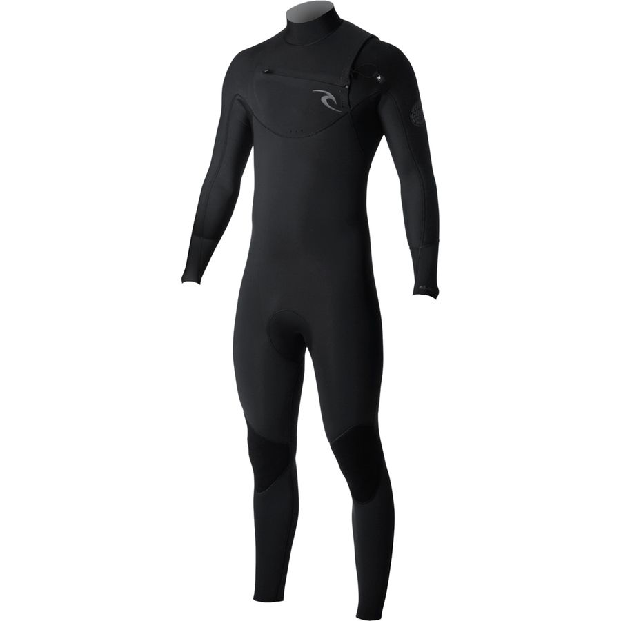 Rip Curl Dawn Patrol 4 3 Chest-Zip Full Wetsuit - Men s ... 1bd6f56a594d
