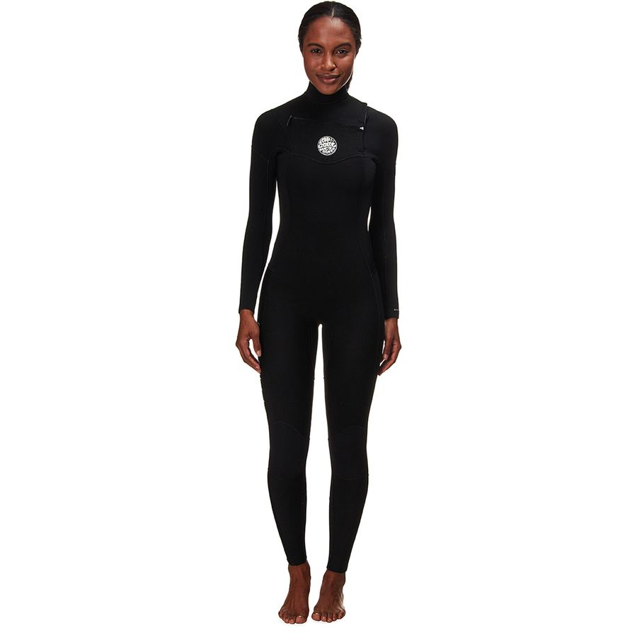 Rip Curl Dawn Patrol 4 3 Chest-Zip Full Wetsuit - Women s ... bd2bec5cf