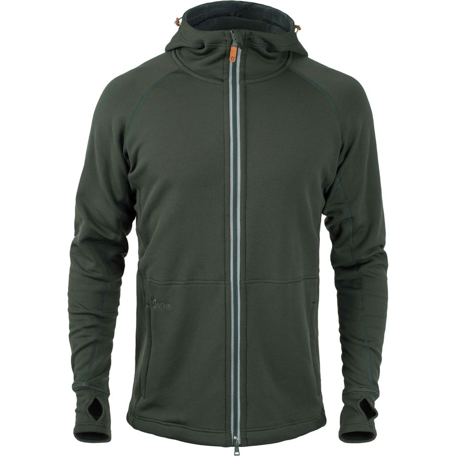 ROJK Superwear Cordura Zippen Hooded Jacket - Mens