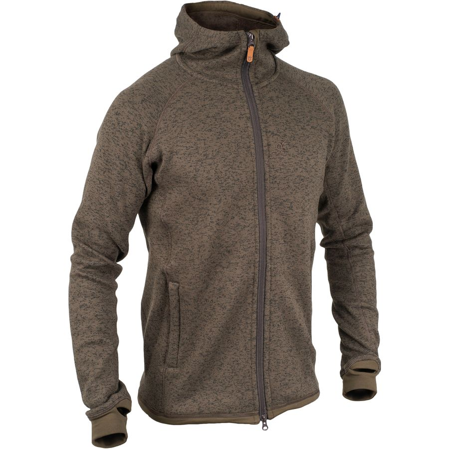 ROJK Superwear Eskimo Hooded Fleece Jacket - Mens