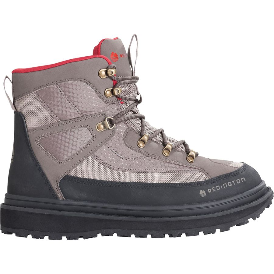 Redington skagit river wading boot sticky rubber men 39 s for Fly fishing waders sale