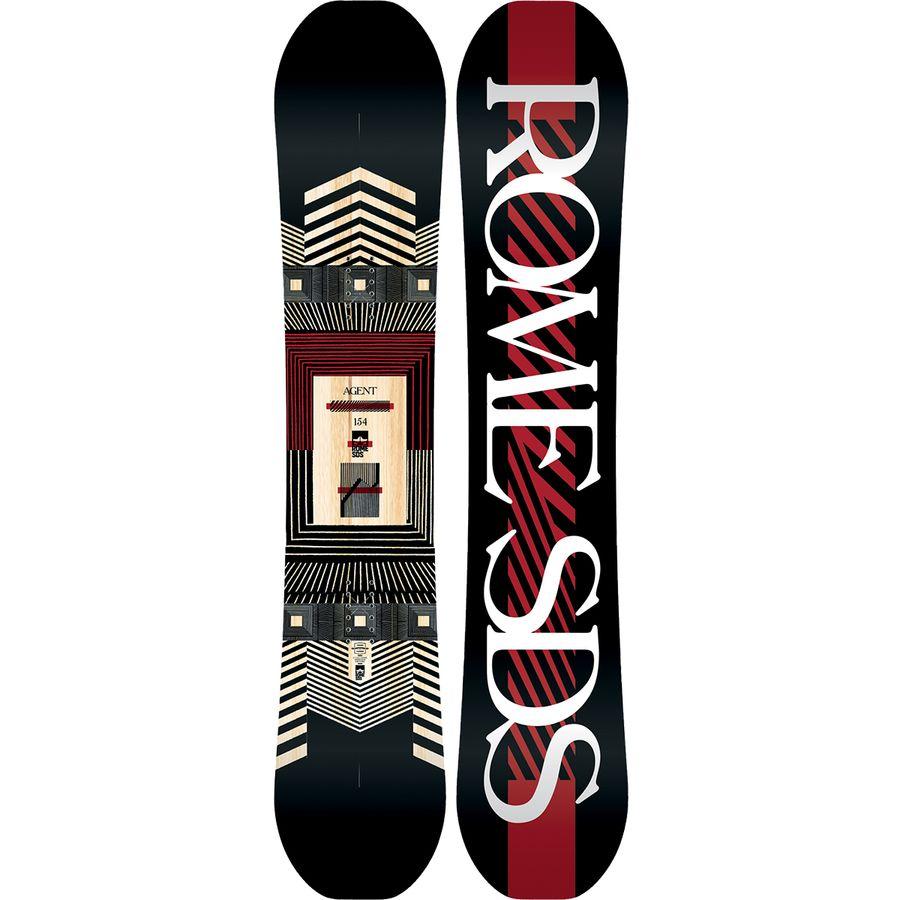 Rome Agent Snowboard | Backcountry.com