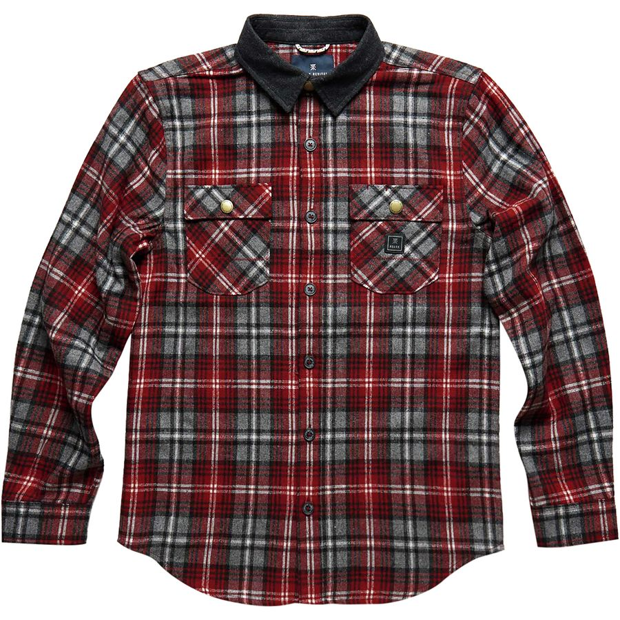 Roark Revival Nordsman Flannel Shirt - Mens