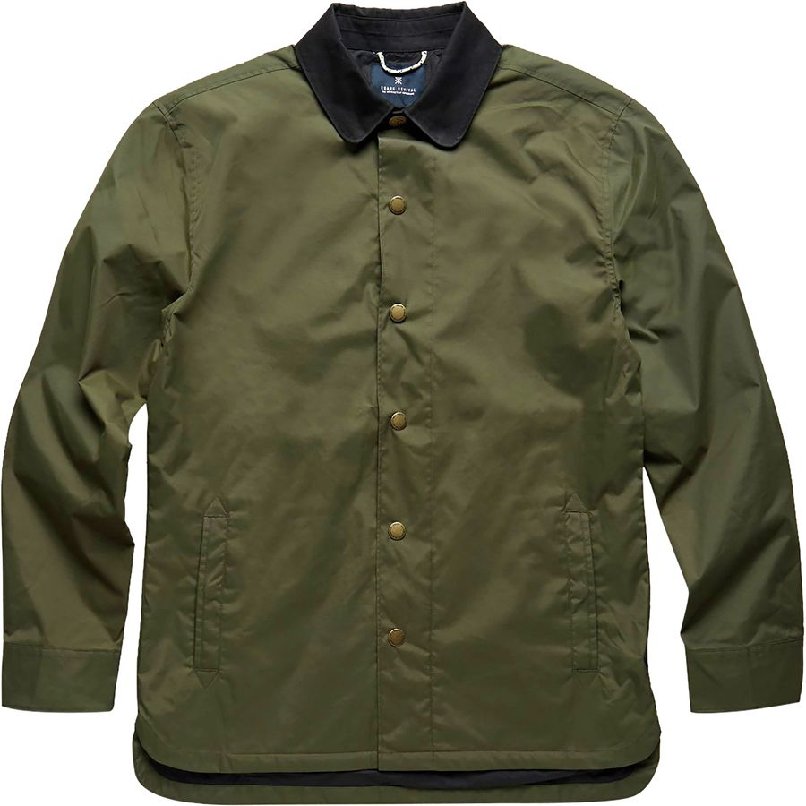 Roark Revival Officer Jacket - Mens