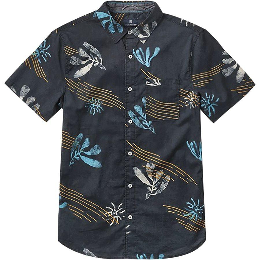 Roark Revival Bull Bay Woven Shirt - Mens