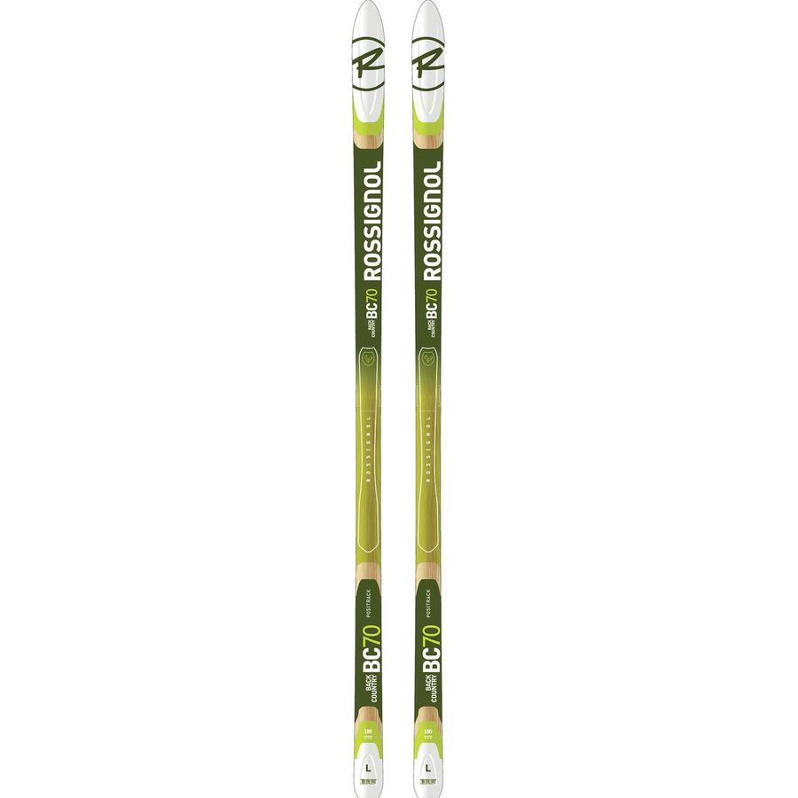 rossignol bc 70 positrack ski backcountry com