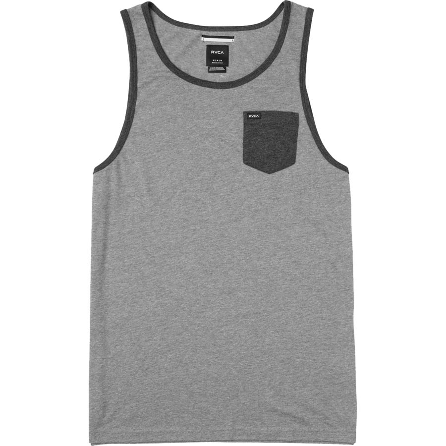 RVCA Change Up Tank Top - Mens