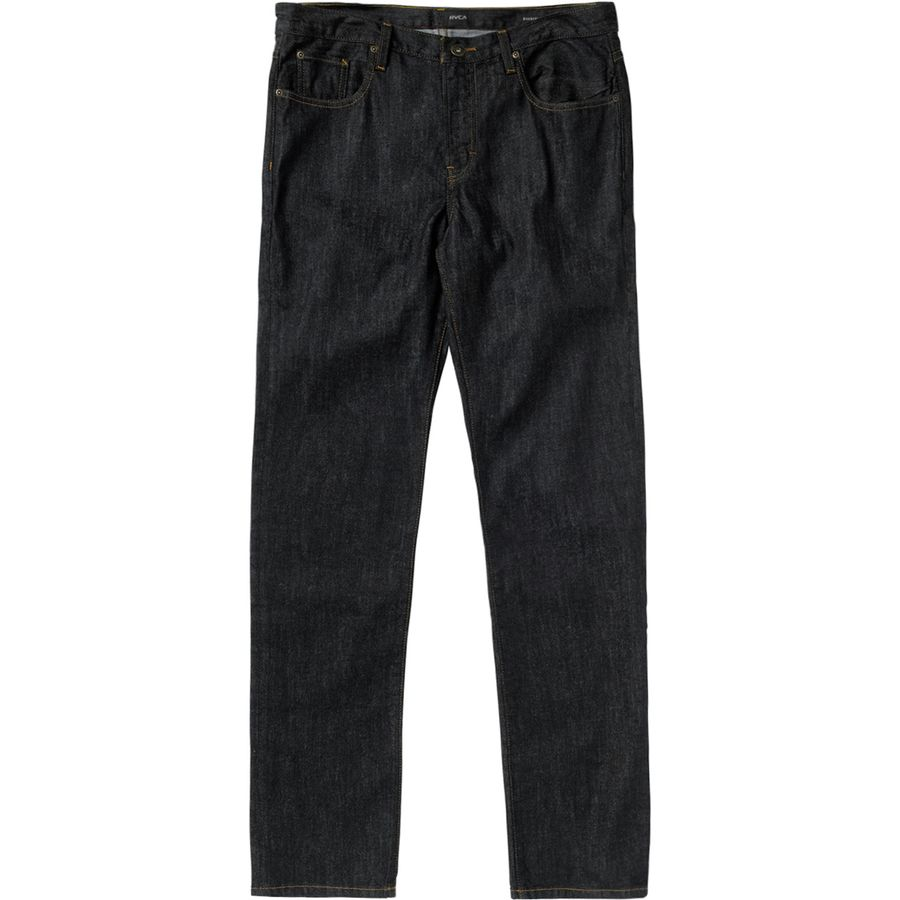 RVCA Daggers Slim Denim Pant - Mens