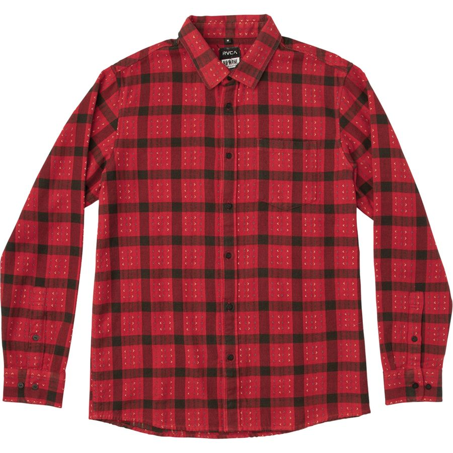 RVCA Torched Shirt - Mens